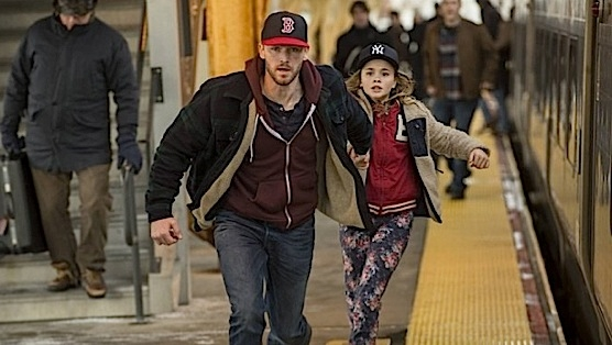 Believe: Jake McLaughlin insieme a Johnny Sequoyah nell'episodio Beginner's Luck