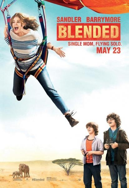 Insieme per forza: il character poster di Drew Barrymore