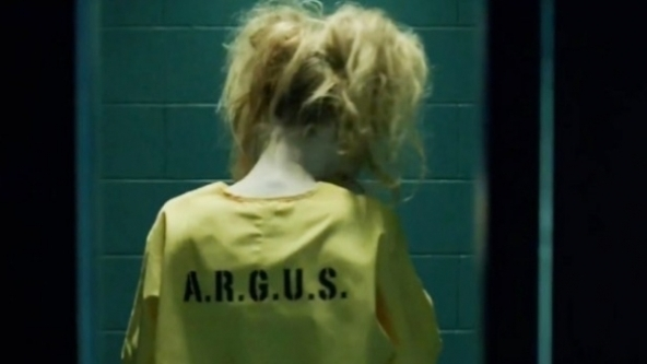 Arrow: una scena dell'episodio Suicide Squad