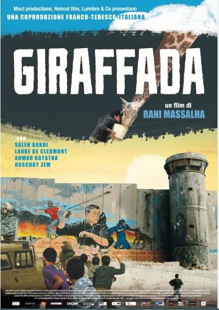 Giraffada: la locandina italiana