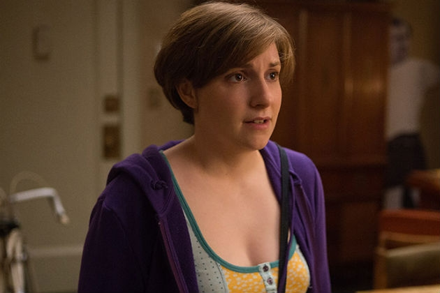 Girls: Lena Dunham nell'episodio I Saw You