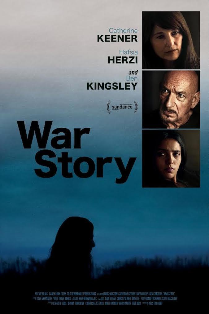 War Story: la locandina del film