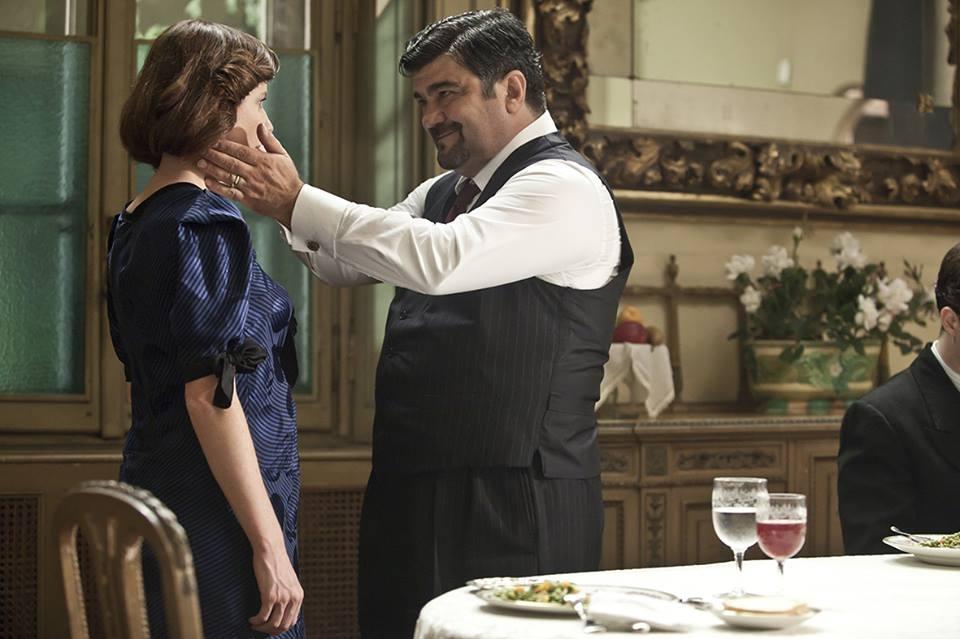 Il pretore: Francesco Pannofino in un momento del film con Sarah Maestri