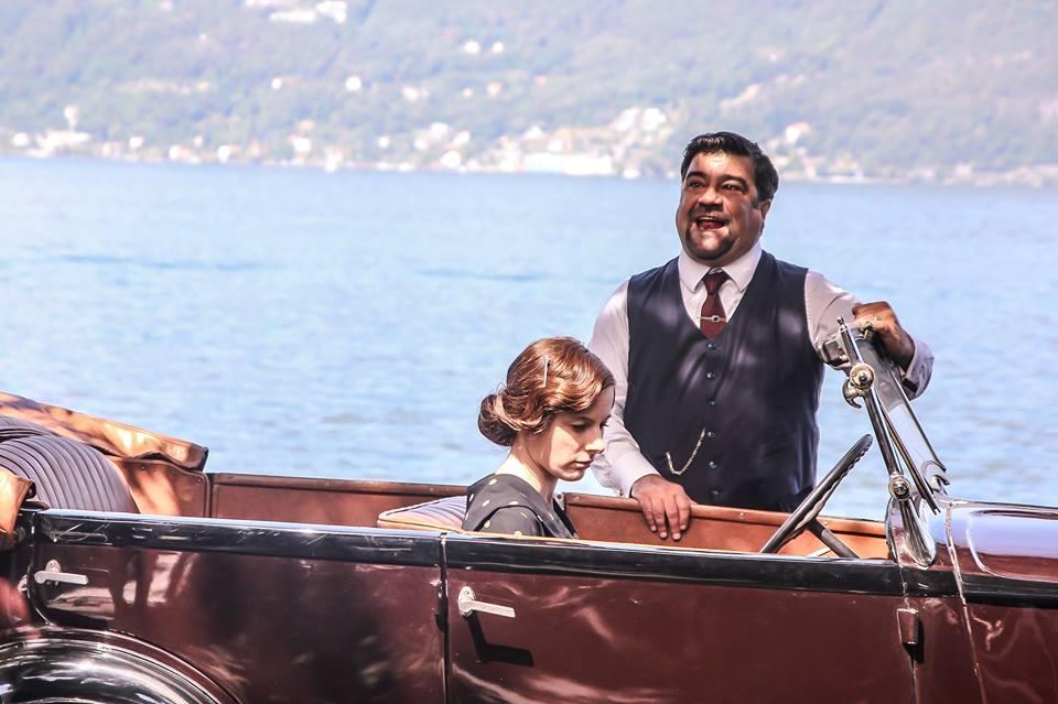 Il pretore: Francesco Pannofino insieme a Sarah Maestri in una scena