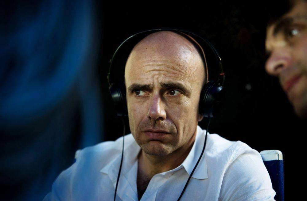 Ti ricordi di me?: Rolando Ravello sul set del film