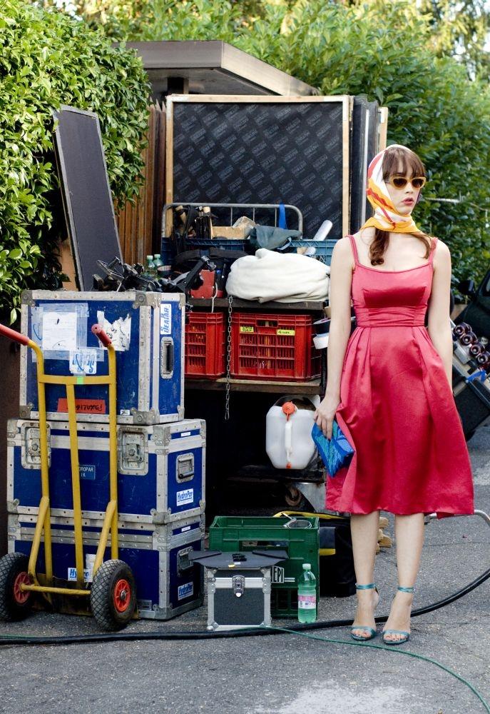 Ti sposo ma non troppo: Chiara Francini pronta per le riprese sul set del film