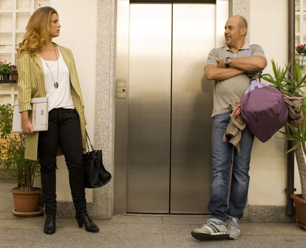 Ti sposo ma non troppo: Fabio Avaro in una scena del film con Vanessa Incontrada