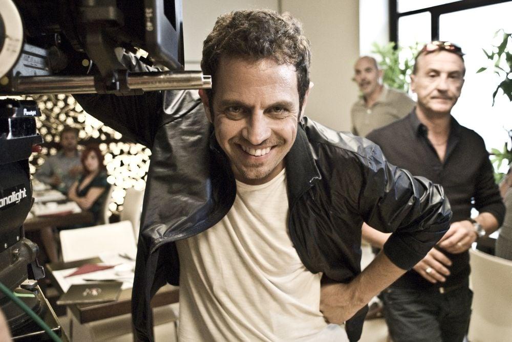 Ti sposo ma non troppo: Gabriele Pignotta, regista e protagonista, sul set