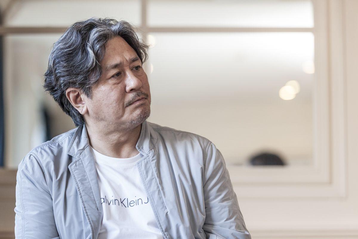 Un primo piano di Choi Min-sik a Firenze ospite del Florence Corea Film Fest 2014