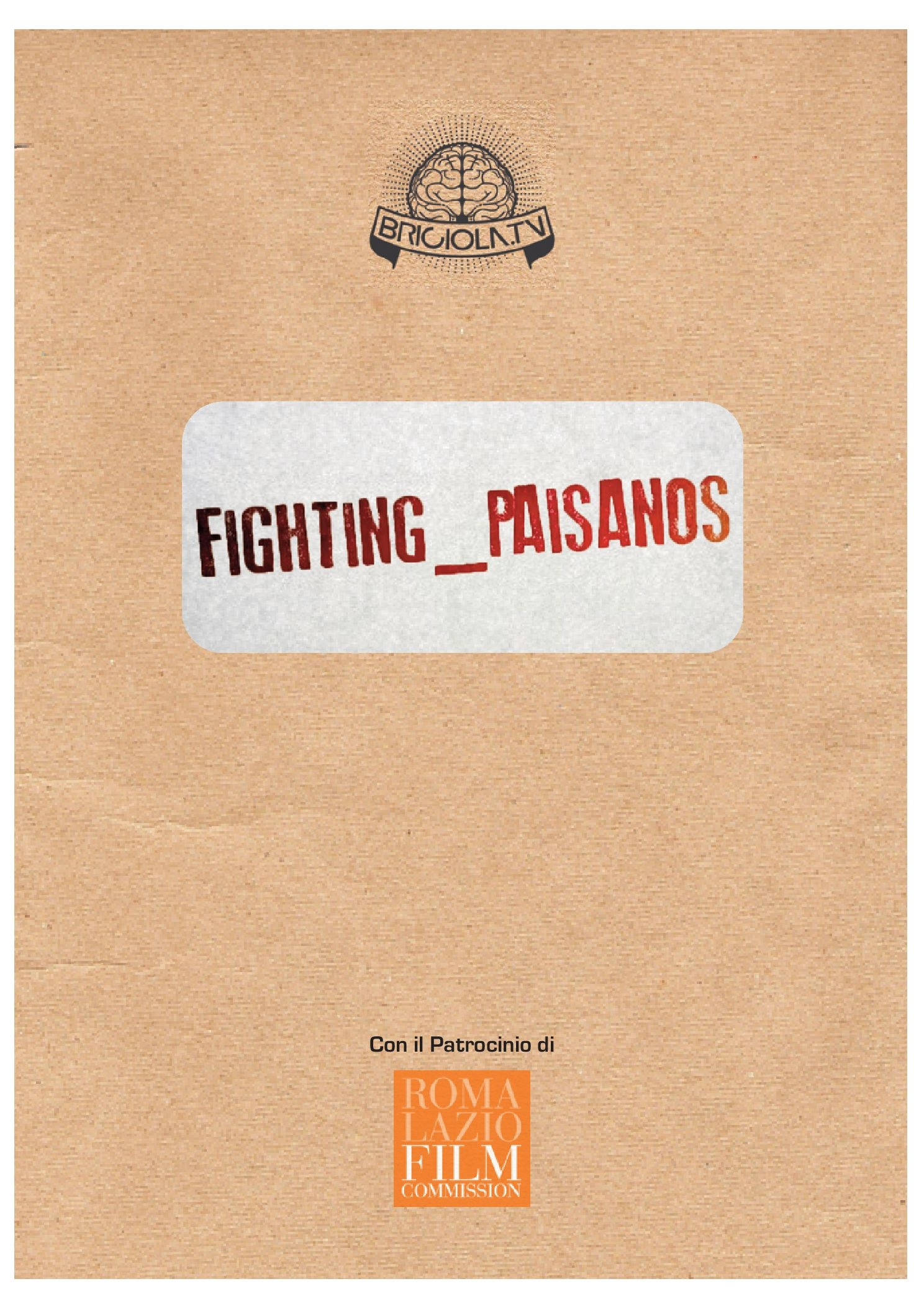 Fighting paisanos: la locandina del documentario