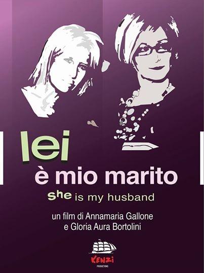 Lei è mio marito: la locandina del documentario
