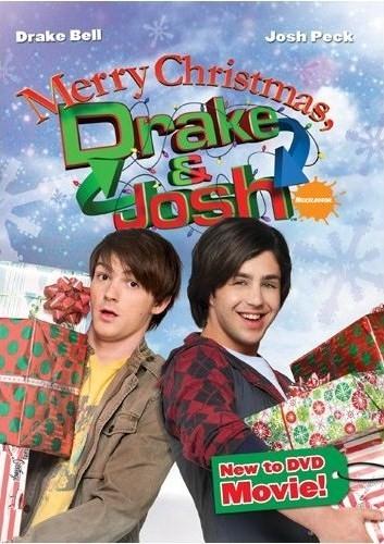 Merry Christmas, Drake & Josh: la locandina del film