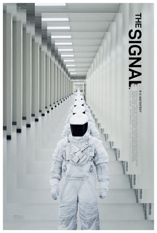 The Signal: nuovo poster