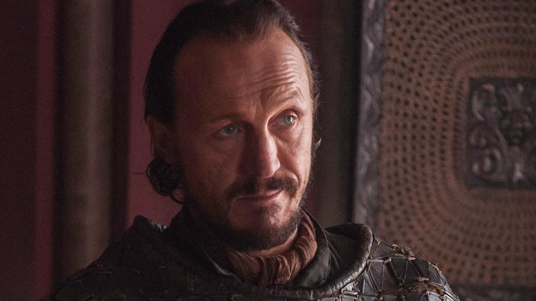 Il trono di spade: Jerome Flynn in una scena della quarta stagione della serie
