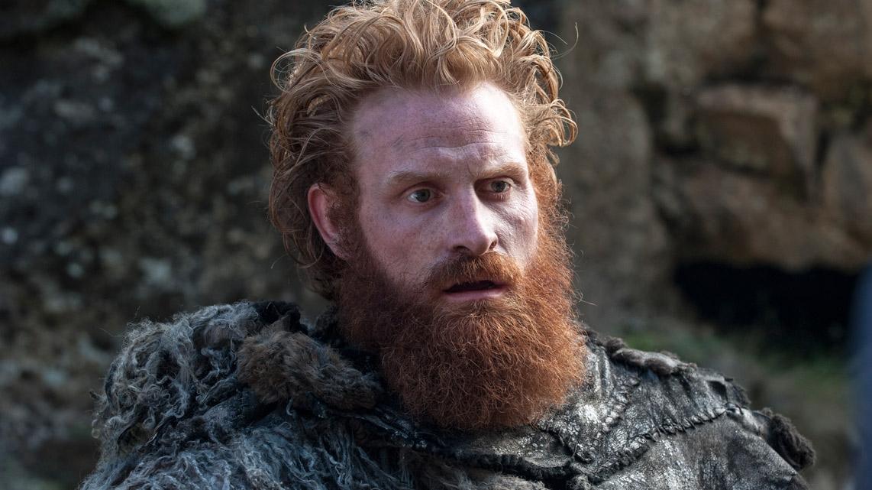 Il trono di spade: Kristofer Hivju in una scena della quarta stagione