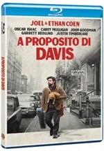 La copertina di A proposito di Davis (blu-ray)