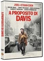 La copertina di A proposito di Davis (dvd)