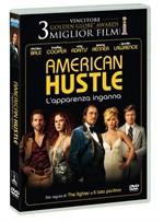La copertina di American Hustle - L'apparenza inganna (dvd)
