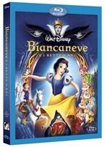 La copertina di Biancaneve e i Sette Nani (blu-ray)