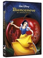 La copertina di Biancaneve e i Sette Nani (dvd)