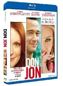La copertina di Don Jon (blu-ray)