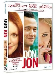 La copertina di Don Jon (dvd)