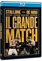 La copertina di Il grande match (blu-ray)