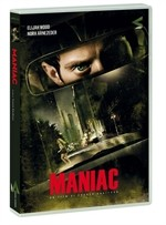 La copertina di Maniac (dvd)
