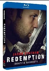 La copertina di Redemption - Identità nascoste (blu-ray)