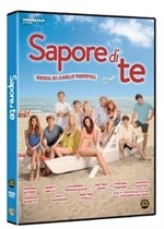 La copertina di Sapore di te (dvd)