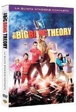 La copertina di The Big Bang Theory - Stagione 5 (dvd)