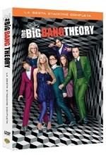 La copertina di The Big Bang Theory - Stagione 6 (dvd)