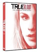La copertina di True Blood - Stagione 5 (dvd)