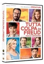 La copertina di Tutta colpa di Freud (dvd)