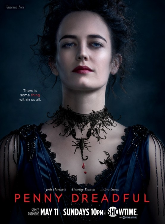 Penny Dreadful: character poster per il personaggio di Eva Green