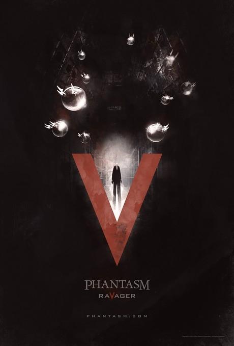 Phantasm: Ravager: la locandina del film