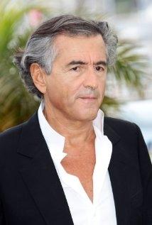 Una foto di Bernard-Henri Lévy