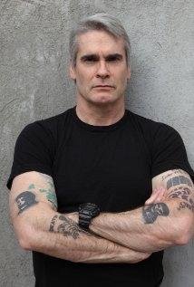 Una foto di Henry Rollins