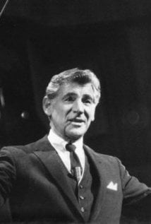 Una foto di Leonard Bernstein