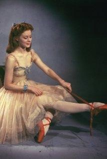 Una foto di Moira Shearer
