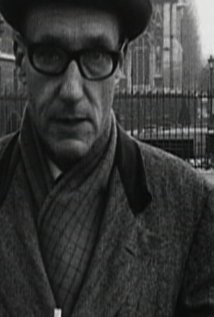 Una foto di William S. Burroughs