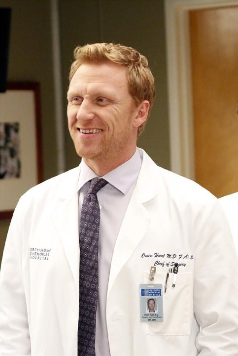 Grey's Anatomy: Kevin McKidd nell'episodio We Gotta Get Out of This Place