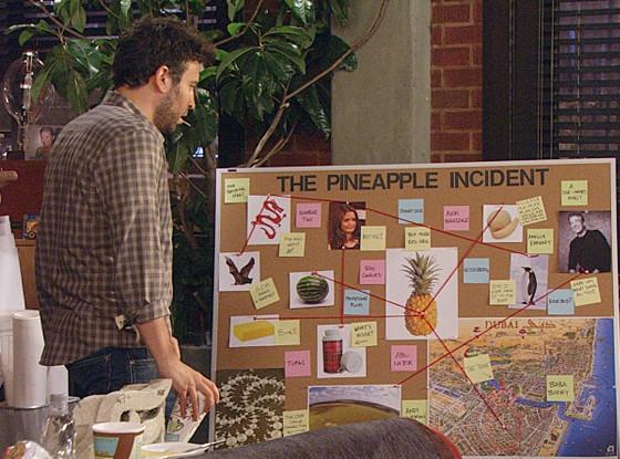 How I Met Your Mother: Josh Radnor nell'episodio La storia dell'ananas