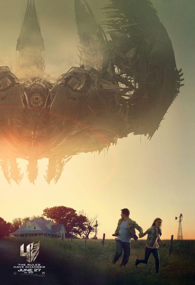 Transformers 4: L'era dell'estinzione: il nuovo teaser poster americano