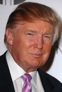 Una foto di Donald Trump