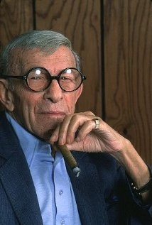 Una foto di George Burns