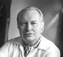 Una foto di L. Ron Hubbard