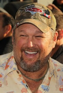 Una foto di Larry The Cable Guy