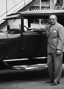 Una foto di Louis B. Mayer