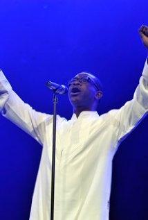 Una foto di Youssou N'Dour